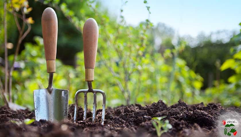 Bahçecilik aletleri