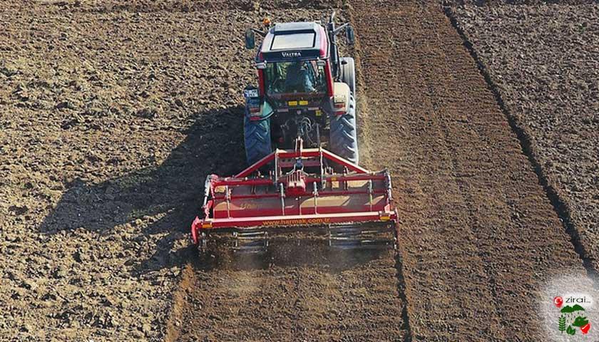 toprak işleme makinesi